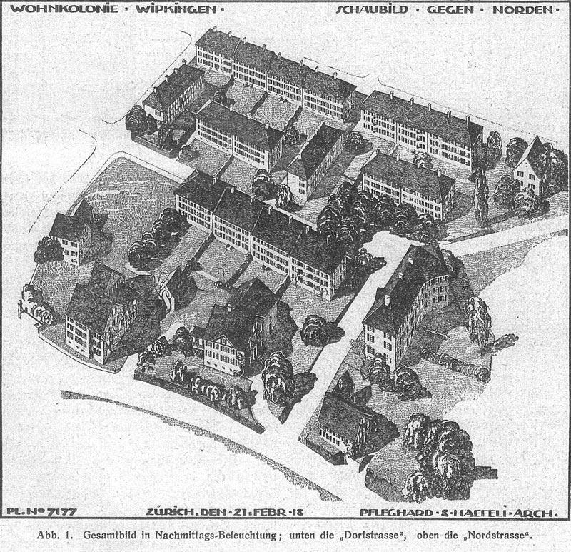 Vorbild Gartenstadt