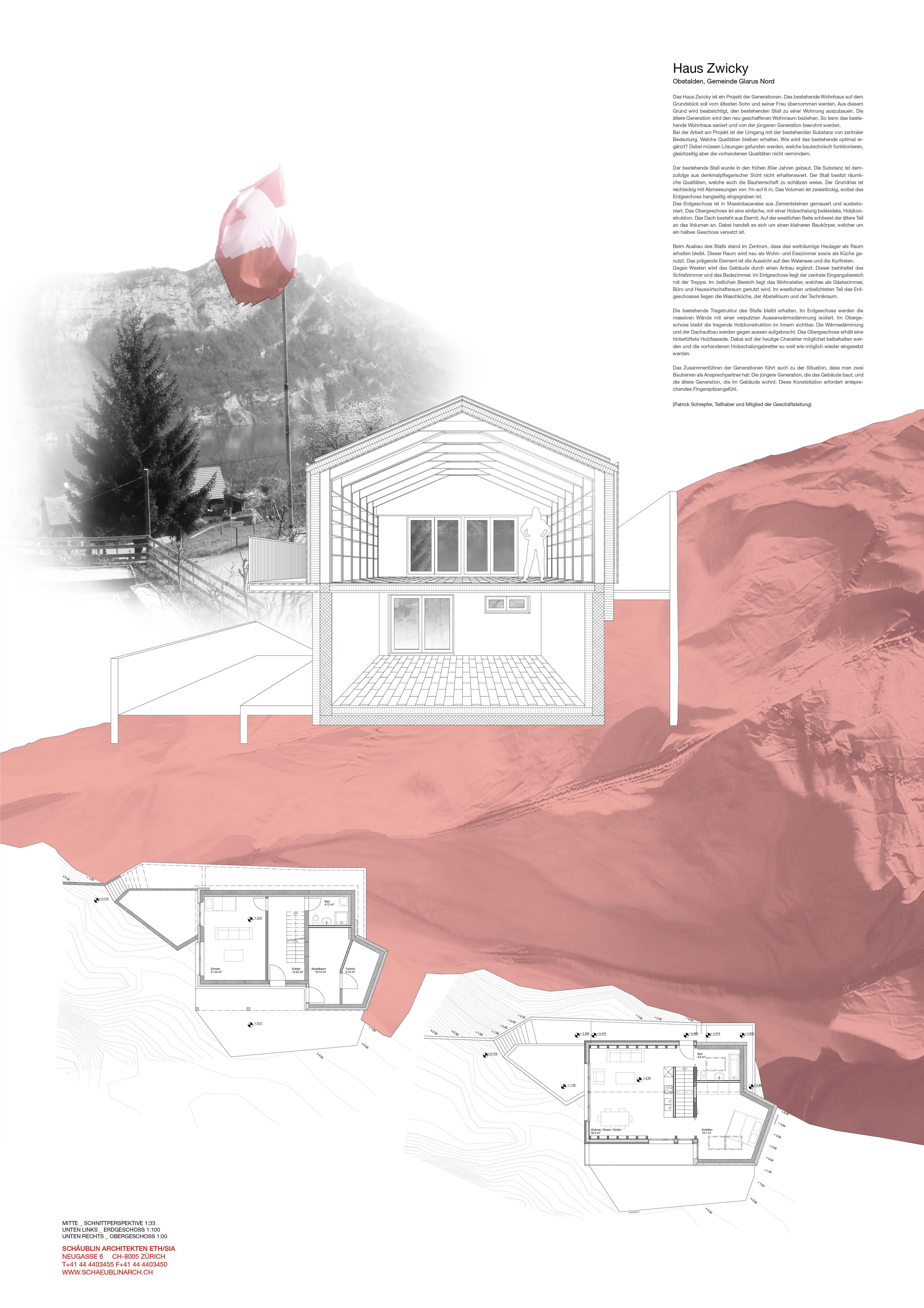 Beitrag für das Glarner Architekturforum 2016